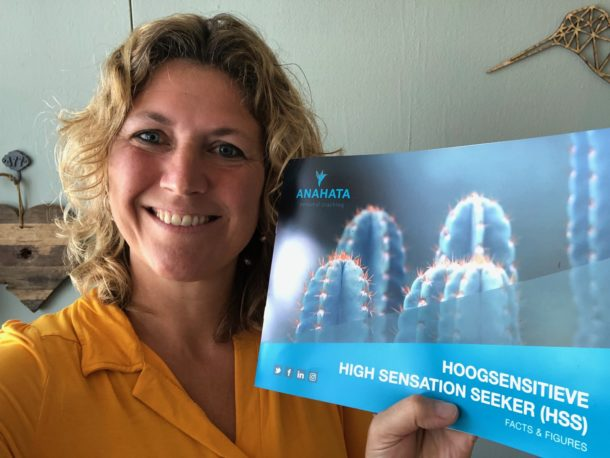 Brochure Hoogsensitieve High Sensation Seeker HSS